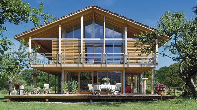 Baufritz baut nachhaltige Häuser – und du kannst sie sogar recyceln