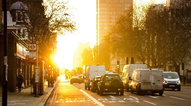 London, Verkehr, Autos