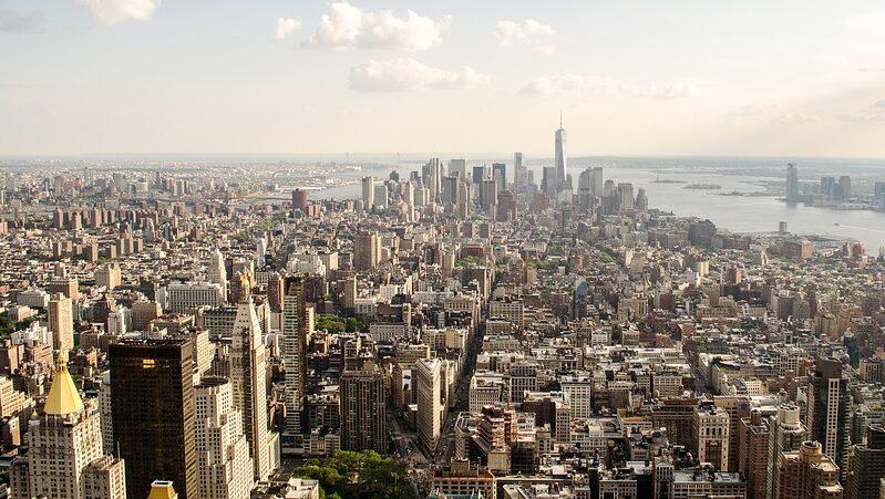 New York, New York City, NYC, USA, Manhattan
