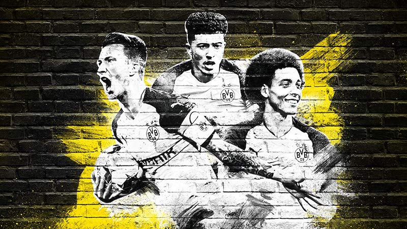 Inside Borussia Dortmund, Fußball, Bundesliga, Amazon, Amazon Prime, Serie, Streaming