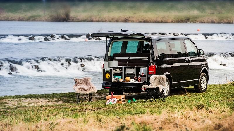 Ququq, Minicamper, Campingboxen, Camping