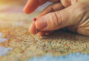 Karte, Landkarte, Reise, Stecknadel, Pin, Standort, Standortdaten, Standortzugriff