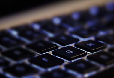 Tastatur, Laptop, Tasten, Beleuchtung, Textlänge, Wortzahl