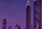 Zwillingstürme, JW Marriott, JW Marriott Marquis Hotel, Dubai