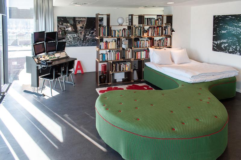 Sweets Hotel, Amsterdam, Reise, Tiny Houses, Urlaub