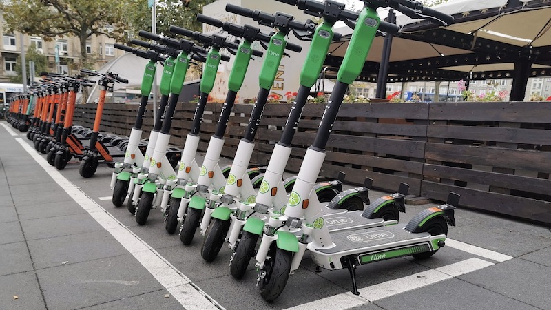 E-Scooter, Umfrage, Bitkom, E-Scooter-Umfrage