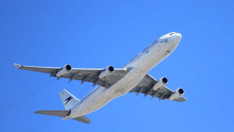 Flugzeug, Fluglinie, Airline, fliegen, reisen