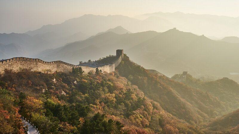 Große Mauer, China