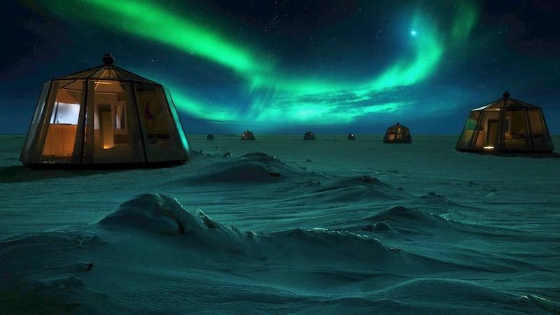 Pauschalreise zum Nordpol, Nordpol, Luxus, Arktis, Reise