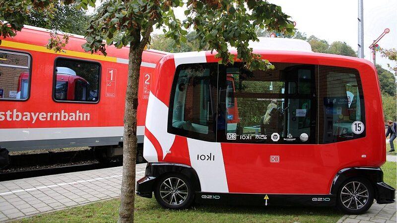 Ioki, DB, autonomes Fahren, Bad Birnbach