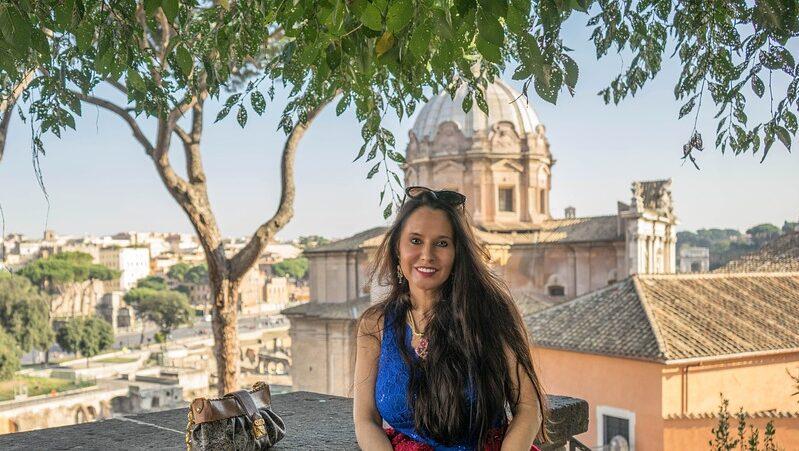 Italien, italienische Frau