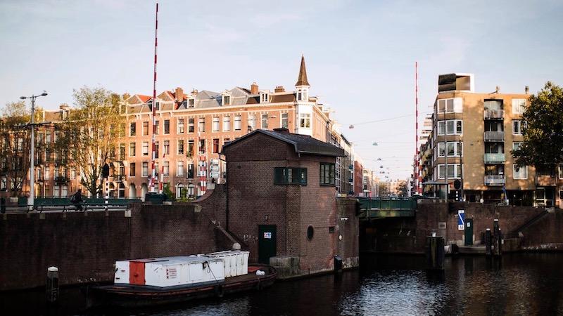 Sweets Hotel, Amsterdam, Brückenhäuser