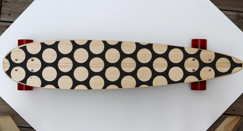 Langbrett, Longboard, Skateboard, Board