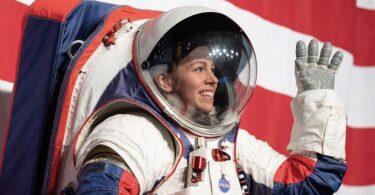 NASA, Artemis-Raumanzug Weltraum, Raumanzug, Kristine Davis, NASA