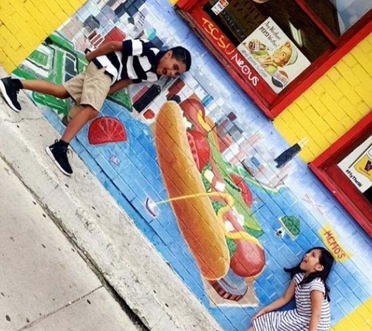 Pilsen, Chicago, Graffiti