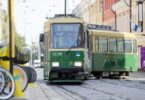 Helsinki, Finnland, ÖPNV, S-Bahn, Tram, Straßenbahn