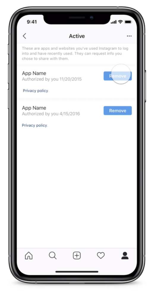 Instagram, Instagram-Daten, Datenschutz
