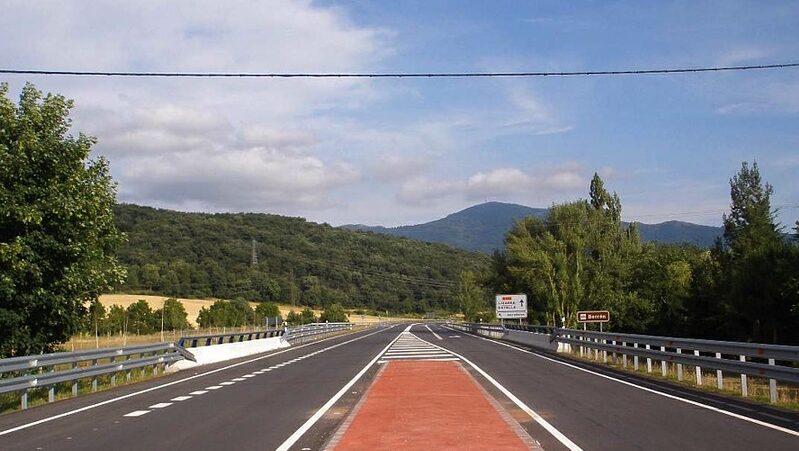 Spanien, Auotbahn