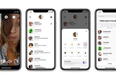 Threads von Instagram, Instagram, Messenger, Threads for iOS