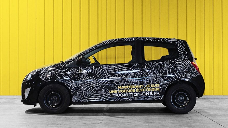 Renault Twingo, Retrofitting, Transition One