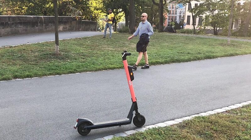Voi, Scooter, Nürnberg