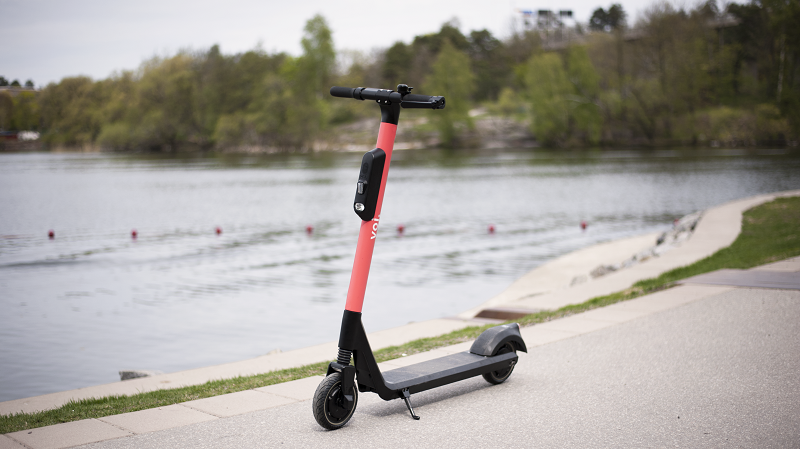 Voi, Voiager 1, E-Scooter, E-Roller-E-Scooter-Sharing