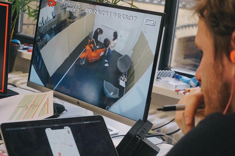 VR, Virtual Reality, Athena, Goodpatch, Emmy