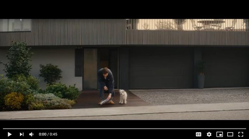 Audi, e-tron, Elektroauto, Werbung