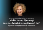 Birgit Aust, TVG, Touristik, Behind The Screens, Panos Meyer, Podcast, Digitalisierung