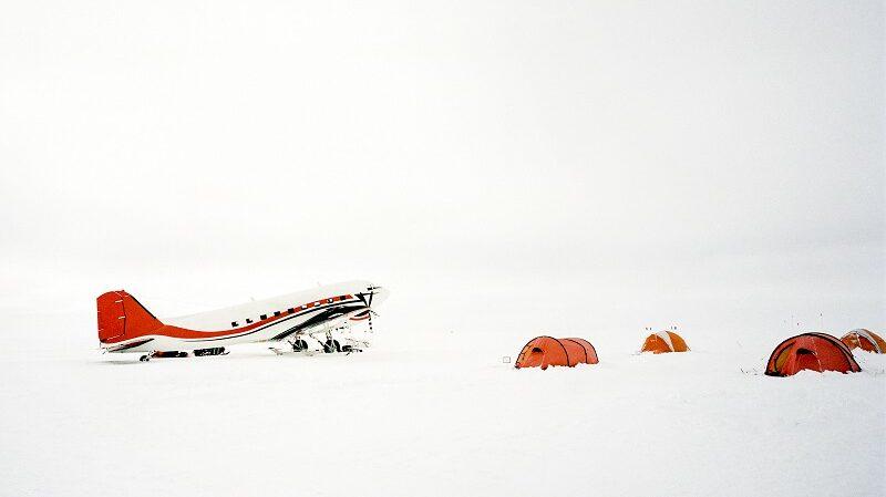 Antarktis, Antarctic Sabbatical, Südpol