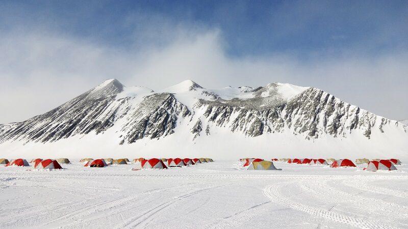 Antarctic Sabbatical, Airbnb, Ocean Conservancy, Südpol, Antarktis