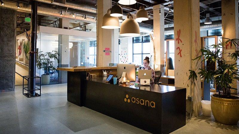 Bildergalerie: So sieht das Asana-Office in San Francisco aus