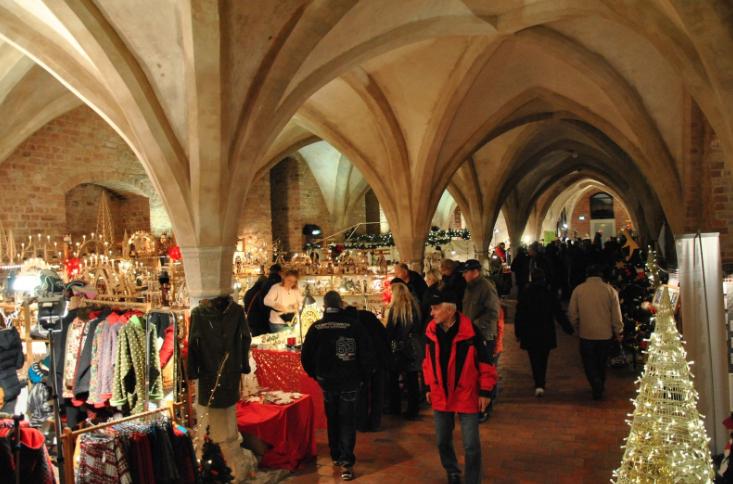 Stralsund, Weihnachtsmarkt