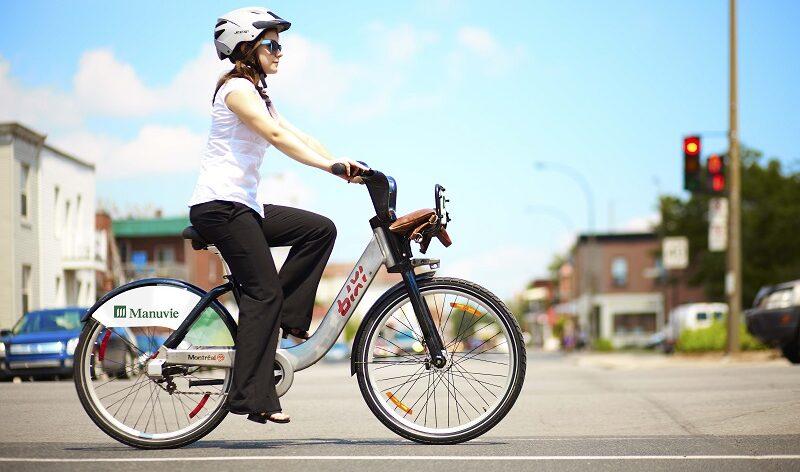 Bixi Bikesharing Montréal
