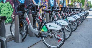 Bixi Montreal Station,Bikesharing