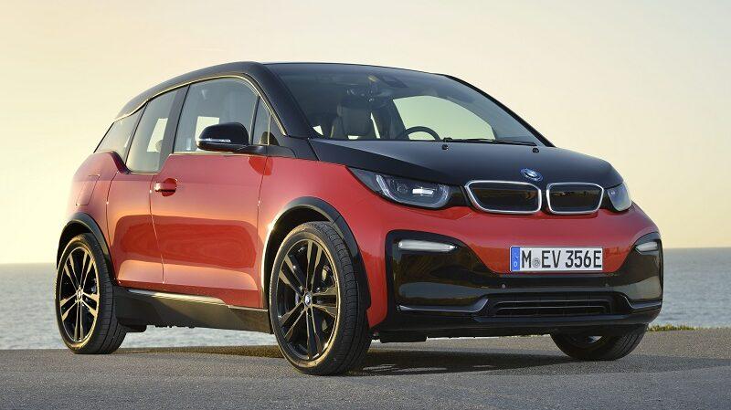 BMW i3, BMW i3s, Elektroauto