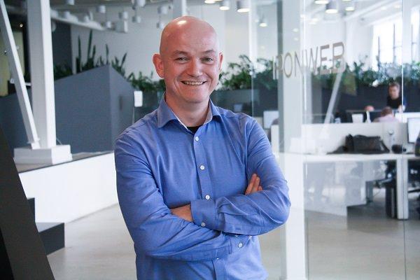 Brian Fitzpatrick, Iponweb, General Manager Europe, IPONWEB