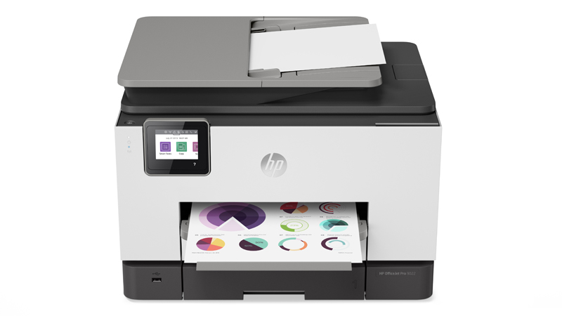 Sicher, zuverlässig und spart Zeit: Der HP OfficeJet Pro 9022 im Test [Anzeige]