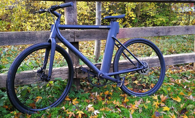 E-Bike, Cowboy, Fahrrad