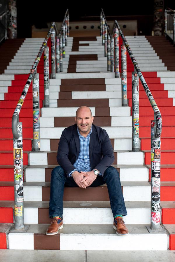 Dirk Schluenz, Bereichsleiter Vermarktung, Vermarktung, FC St. Pauli, Fußball