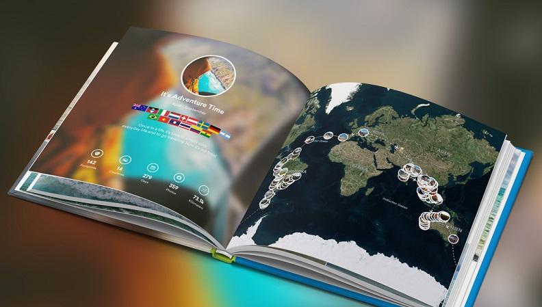 Find Penguins Reisebuch, reisen, Apps