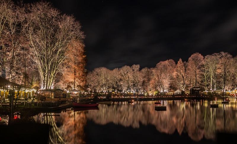 Fredenbaumpark Weihnachtsmarkt, Mittelalterweihnachtsmarkt, Dortmund