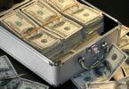 Geldkoffer, Geld, Dollar, US-Dollar, Dax-Vorstände