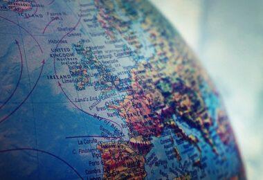 Globus, Erde, Welt, Weltkugel, Start-up-Szene