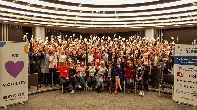 Women in Mobility Summit, WiM, Mobilitätskongress