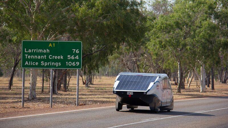 Helia, Solarauto, Solar Challenge 2019, Solarenergie