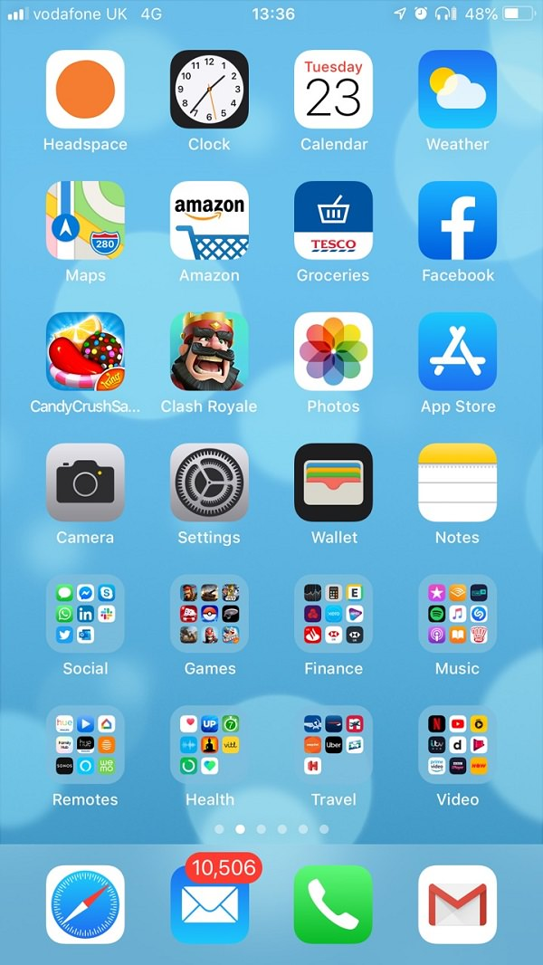 Homescreen, iPhone, Apple, Apps, Brian Fitzpatrick, Iponweb, General Manager Europe, IPONWEB