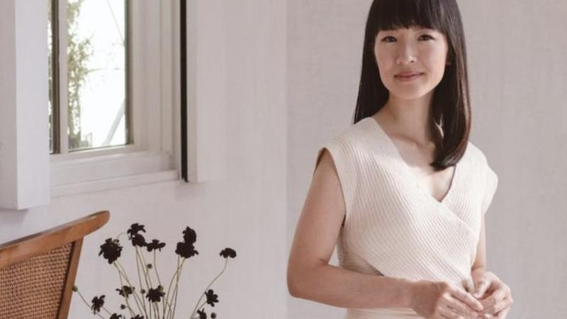 Marie Kondo, Aufräumuen, Online-Shop, Marketing