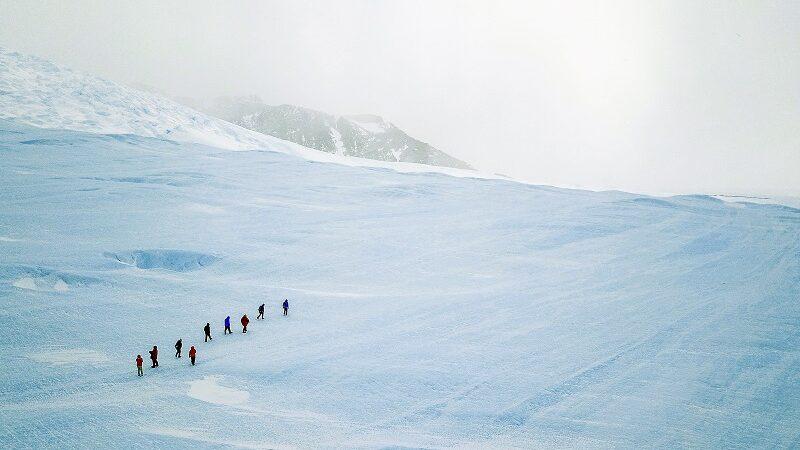 Antarctic Sabbatical, Eis, Airbnb, Ocean Conservancy, Südpol, Antarktis