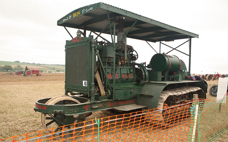 Holt 75 Caterpillar Traktor